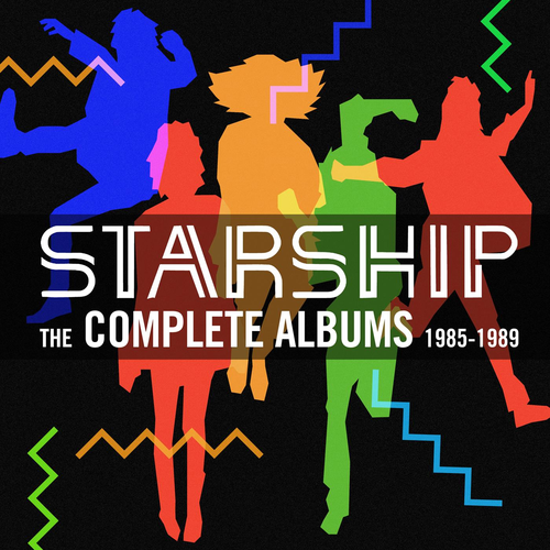 Starship - The Complete Albums 1985-1989 [RCA Years] (2020)