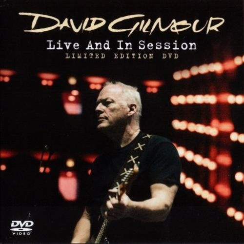 David Gilmour - On An Island - Live And In Session (2006)