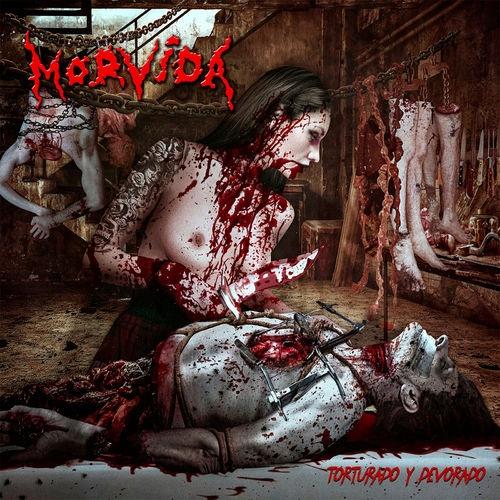 Morvida - Torturado Y Devorado (2020)