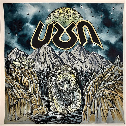 Ursa - Mother Bear, Father Toad (2020)