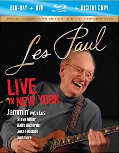 Les Paul - Live in New York (2010)