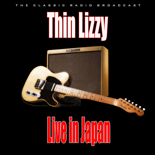 Thin Lizzy – Live in…(Box Set 2020)