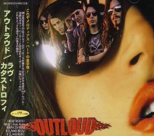 Outloud - Love Catastrophe (Japan Edition) (2011)