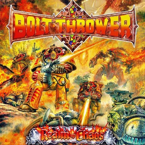 Bolt Thrower - Realm Of Chaos (Bonus DVD) (2013)