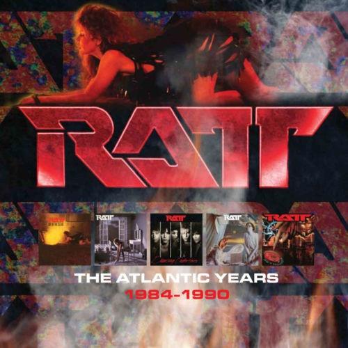 Ratt – The Atlantic Years 1984-1990, (5CD Boxset 2020)