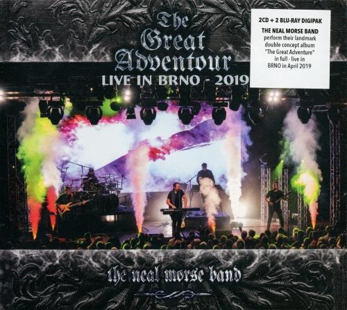 The Neal Morse Band ‎– The Great Adventour Live In Brno 2019 (2020) (BDRip 720p)