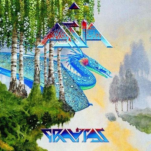 Asia - Gravitas (Deluxe Edition) (2014)