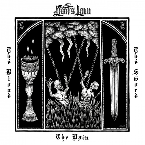 Lion's Law - The Pain, the Blood and the Sword (2020)