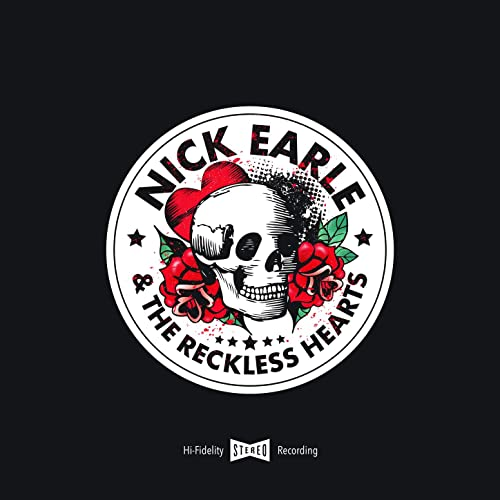 Nick Earle & The Reckless Hearts - Nick Earle & The Reckless Hearts (2020)
