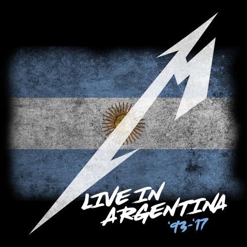 Metallica - Live In Argentina (1993 – 2017) (2020)