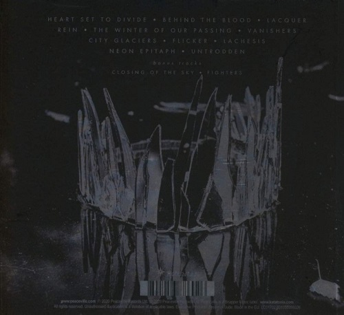 Katatonia - City Burials (Deluxe Limited Edition) (2020)