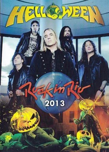 Helloween & Kai Hansen - Rock in Rio V (2013)