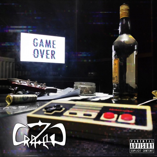 Crazed030 - Game Over (2020)