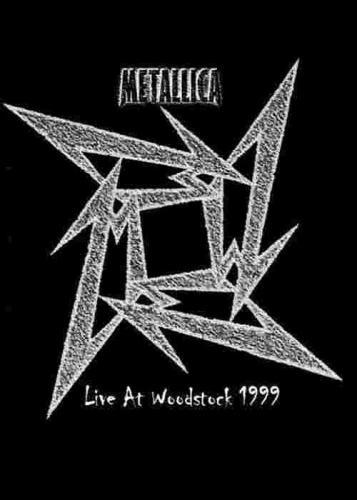 Metallica - Live at Woodstock 1999