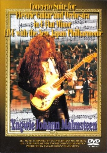 Yngwie Malmsteen - Concerto Suite for Electric Guitar & Orchestra In E Flat Major (Live) (2005)