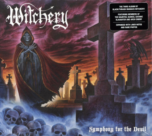 Witchery - Symphony For The Devil (Re-issue 2020)