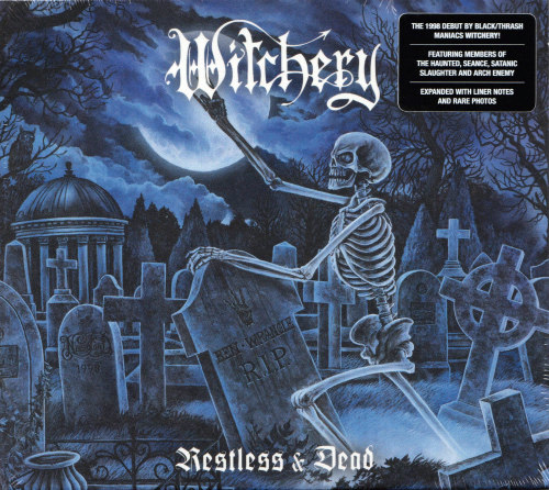 Witchery - Restless & Dead (Re-issue & Bonus 2020) (2020)
