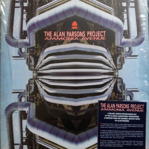 The Alan Parsons Project - Ammonia Avenue (3CD) (2020)