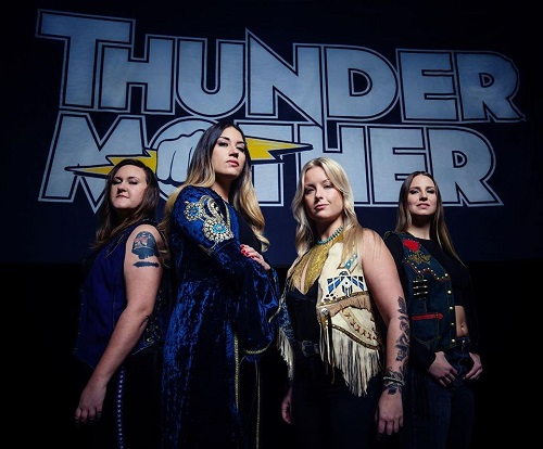 Thundermother - Live from Grondahl Studio April (2020)