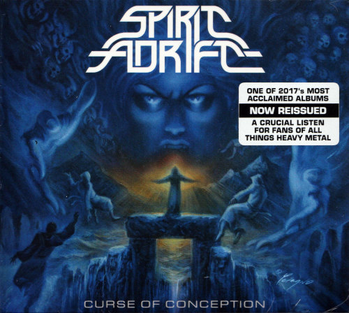 Spirit Adrift - Curse of Conception (2017) (Reissued with bonus tracks) (2020)
