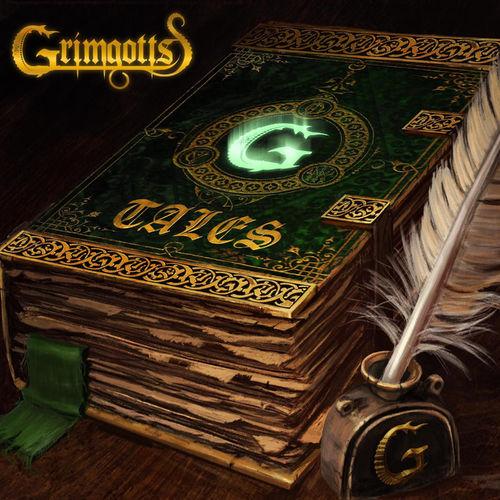 Grimgotts - Tales (EP) (2020)