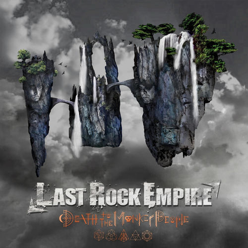 Last Rock Empire - Death to the Monkey People (2020)