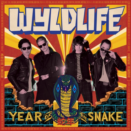 Wyldlife - Year of the Snake (2020)