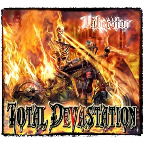 Liberator - Total Devastation (2020)