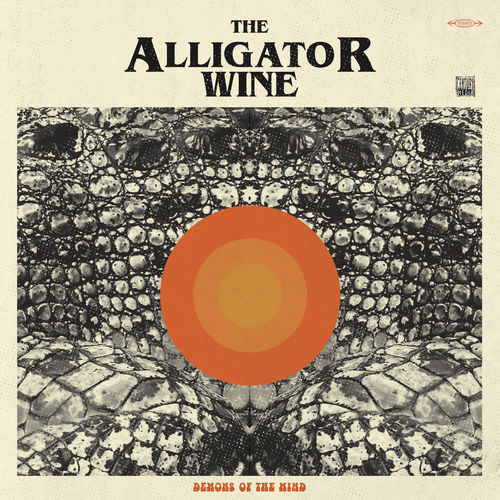 The Alligator Wine - Demons Of The Mind (2020)