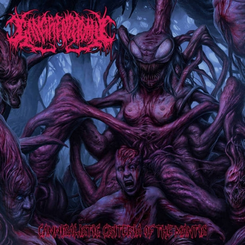 Gangrenectomy - Cannibalistic Criteria of the Mantis (2020)