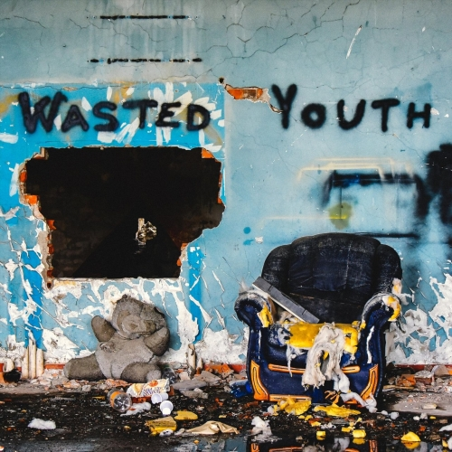 The Freqs - Wasted Youth (2020)