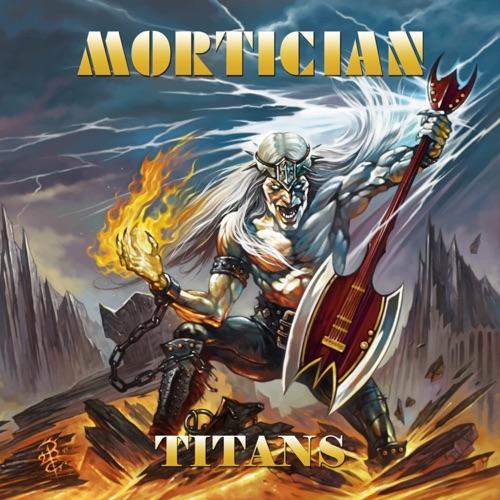 Mortician - Titans (2020)