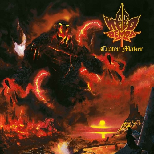 Weed Demon - Crater Maker (2020)