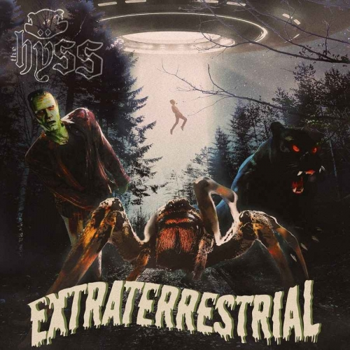 The Hÿss - Extraterrestrial (EP) (2020)