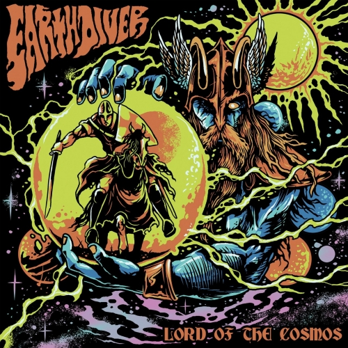 Earthdiver - Lord of the Cosmos (2020)