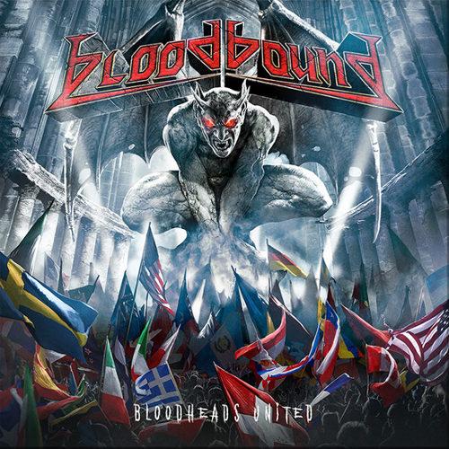 Bloodbound - Bloodheads United (EP) (2020)