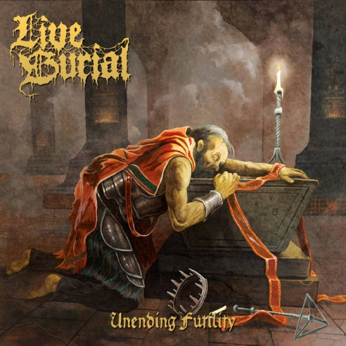 Live Burial - Unending Futility (2020)