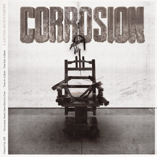 Corrosion - Lasting Resentment (EP) (2020)
