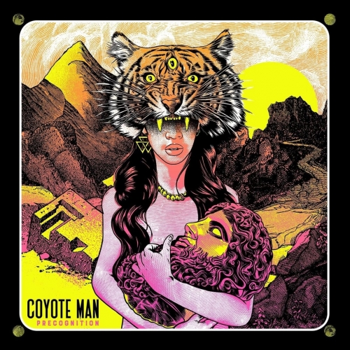 Coyote Man - Precognition (2020)