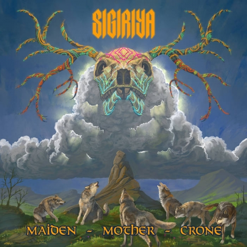 Sigiriya - Maiden Mother Crone (2020)