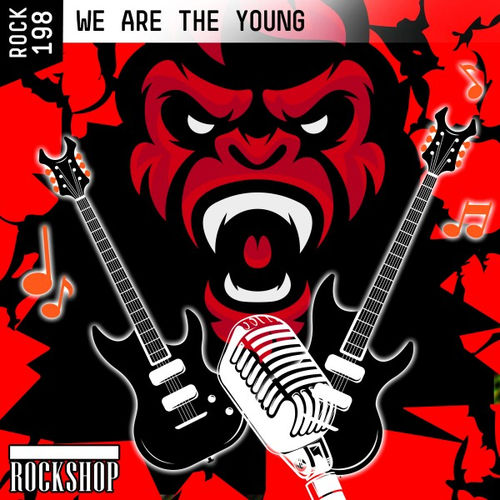 Michael Raphael & AN.AR.CHY & Bobby Lindsey & Phoenix Raphael - We Are the Young - Extreme Youth (2020)