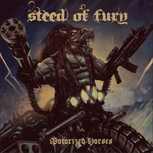 Steed of Fury - Motorized Horses (2019)