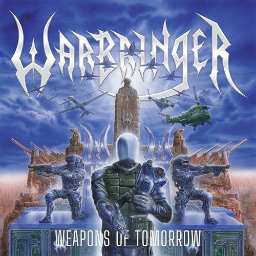 Warbringer - Weapons of Tomorrow (2CD Limited Edition) (2020)