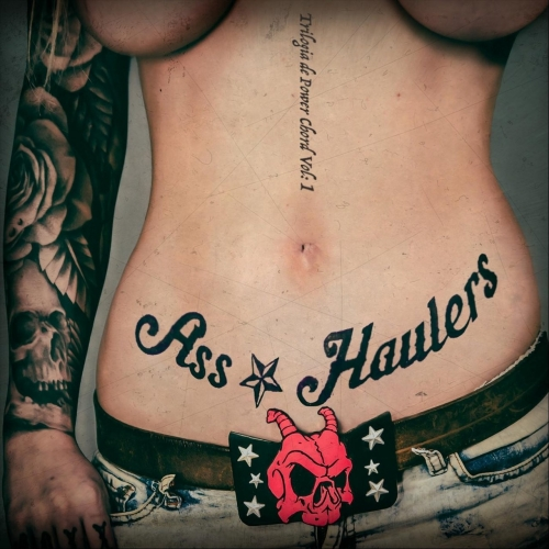 The Ass Haulers - Power Chord Trilogy: Vol 1 (2020)