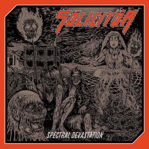 Solicitor - Spectral Devastation (2020)