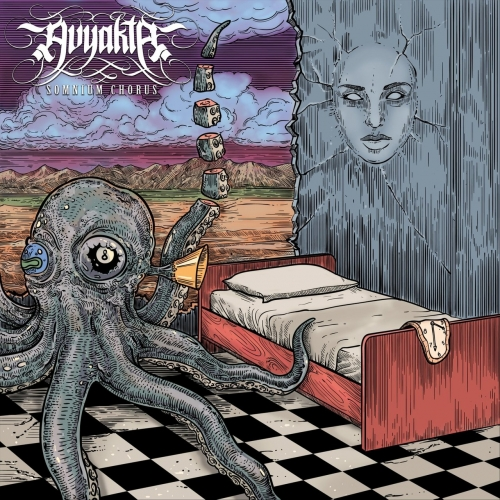 Avyakta - Somnium Chorus (2020)