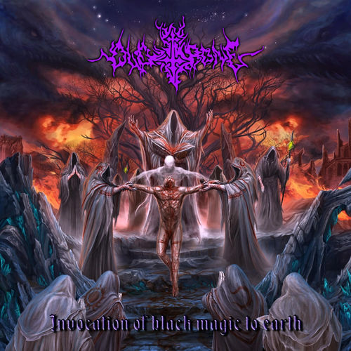 Old Throne - Invocation Of Black Magic To Earth