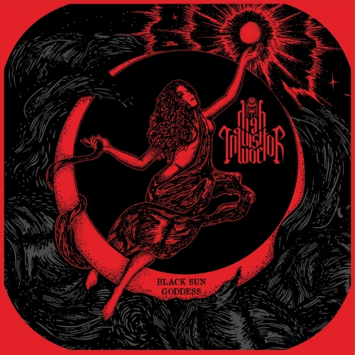High Inquisitor Woe - Black Sun Goddess (EP) (2020)