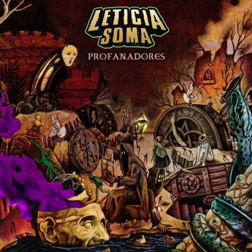 Leticia Soma - Profanadores (EP) (2020)