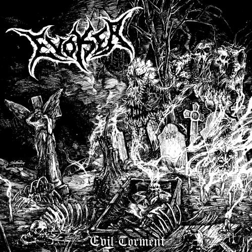 Evoker - Evil Torment (EP) (2020)